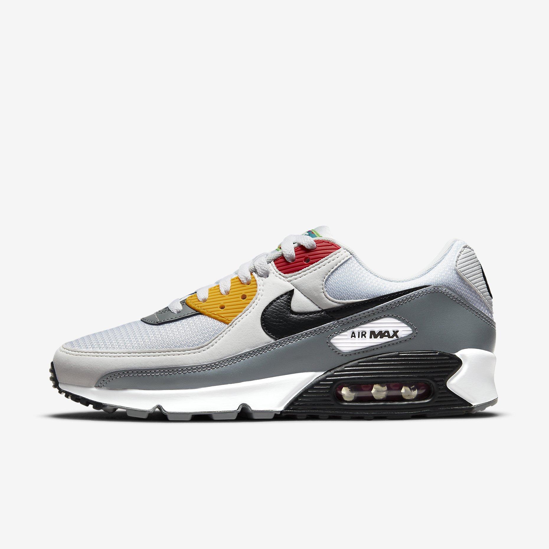 Nike Air Max 90 'Peace, Love, Swoosh'