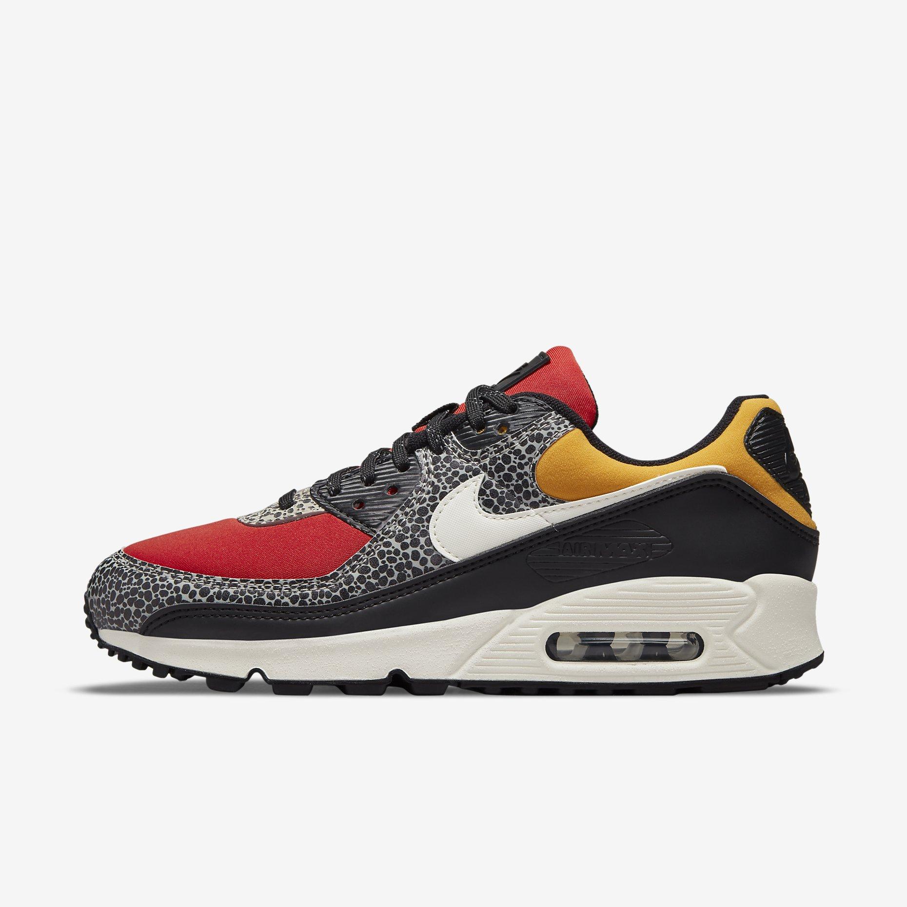 Nike Air Max 90 SE 'Safari'