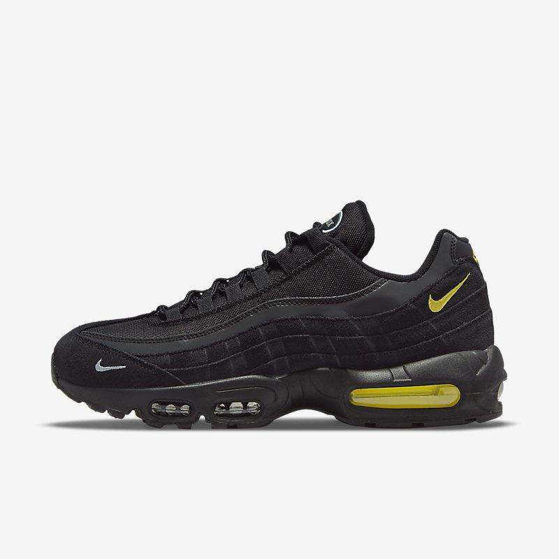 Nike Air Max 95 'Black Yellow Strike'