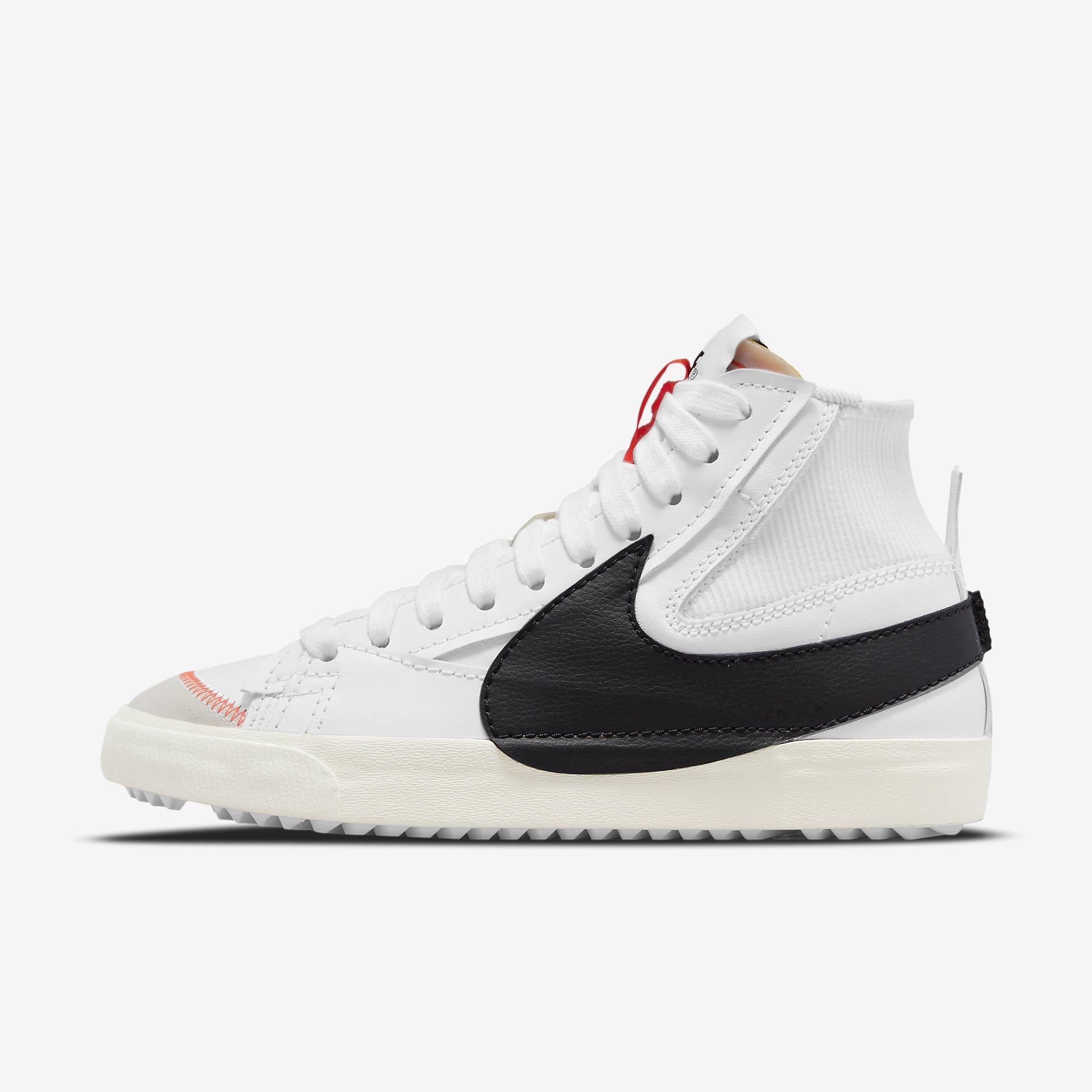 Nike Blazer Mid '77 Jumbo 'White/Black'