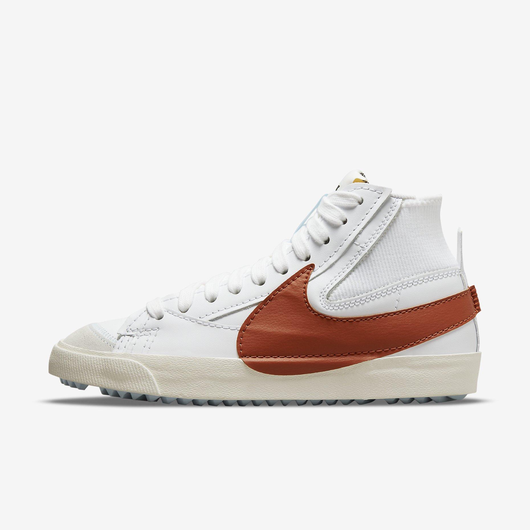 Nike Blazer Mid '77 Jumbo 'White/Dark Russet'