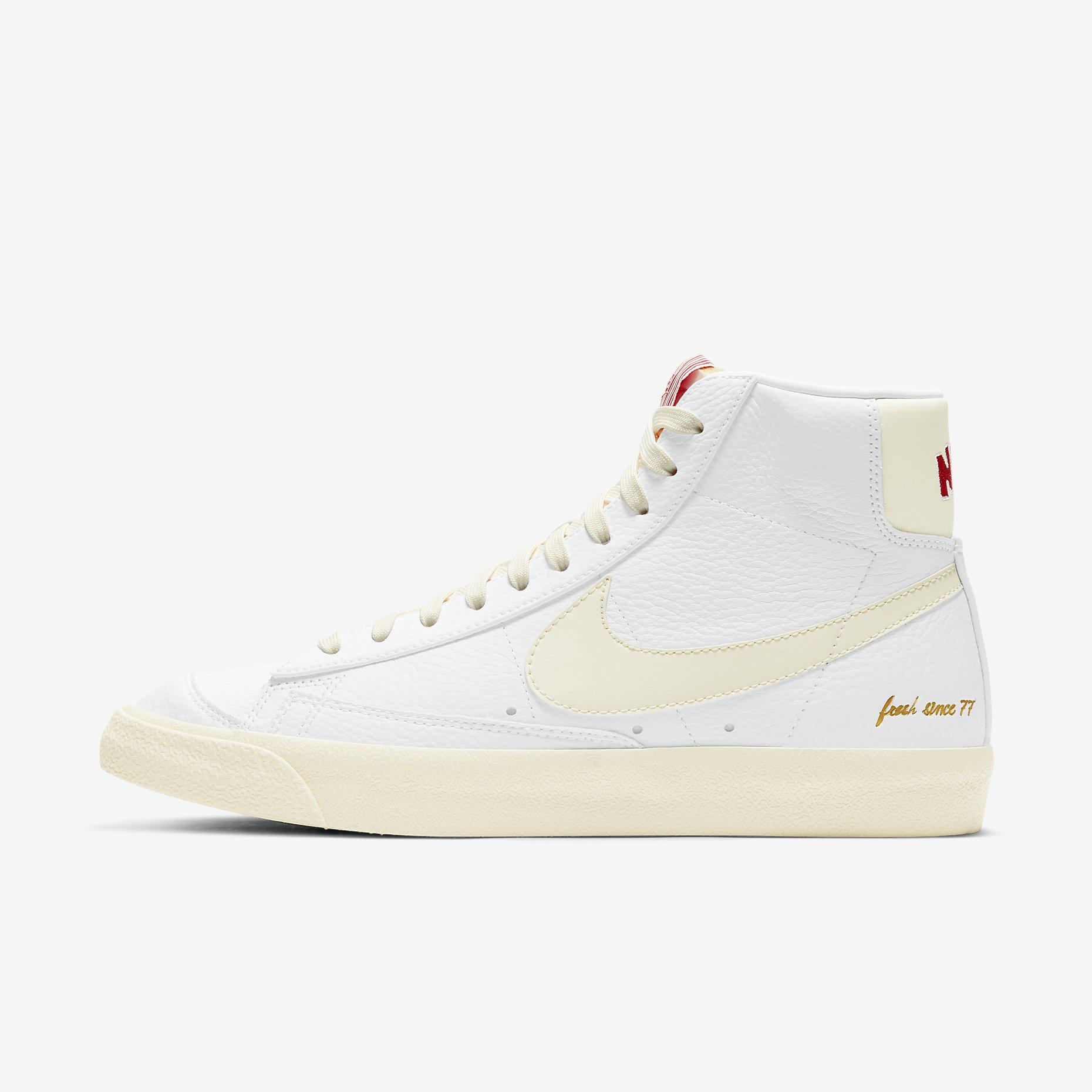 Nike Blazer Mid '77 'Popcorn'