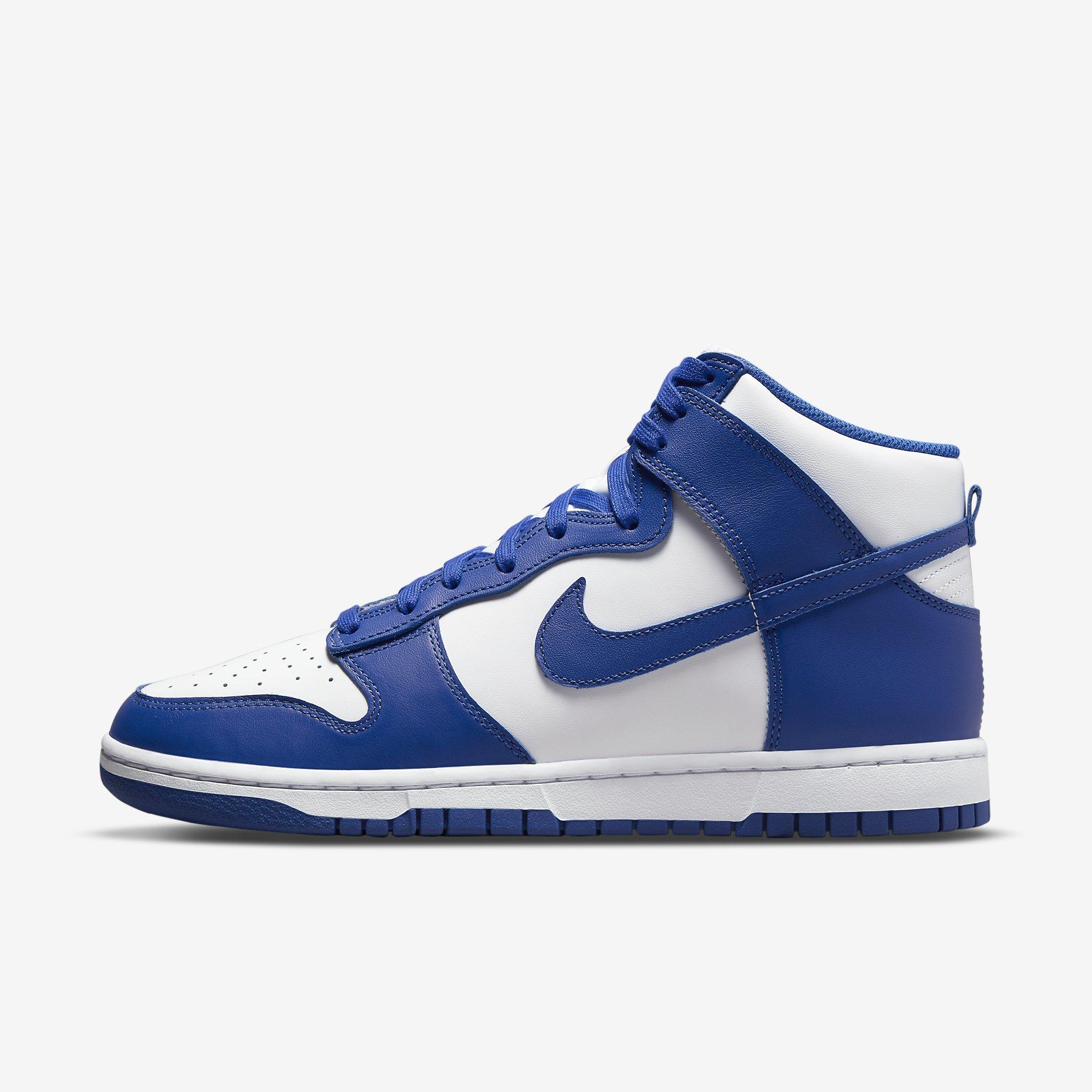 Nike Dunk High 'Game Royal'}