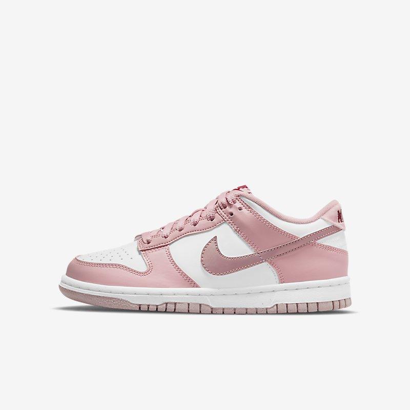 Nike Dunk Low GS 'Pink Glaze'