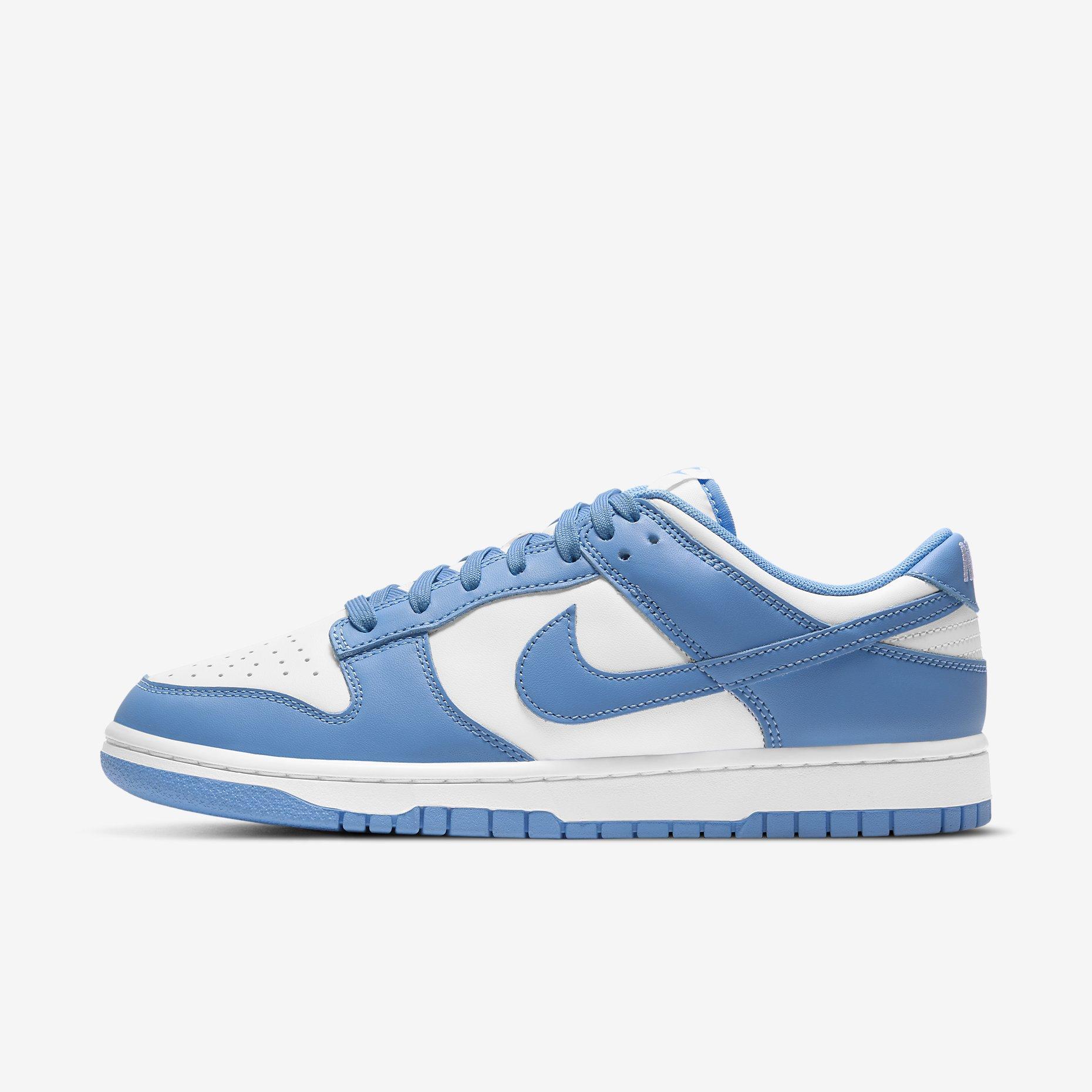Nike Dunk Low Retro 'University Blue'}