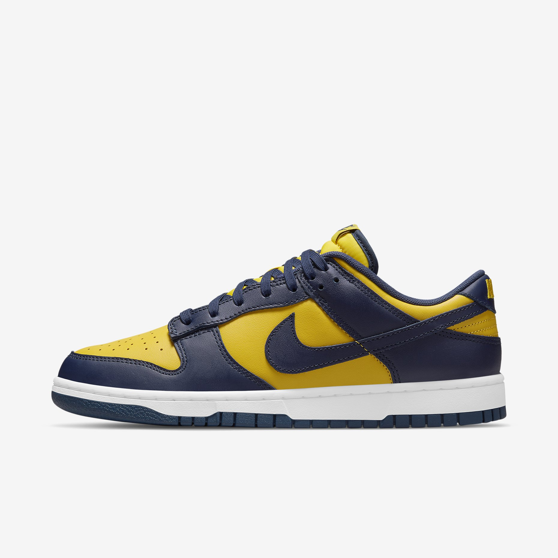 Nike Dunk Low 'Varsity Maize/Midnight Navy'}