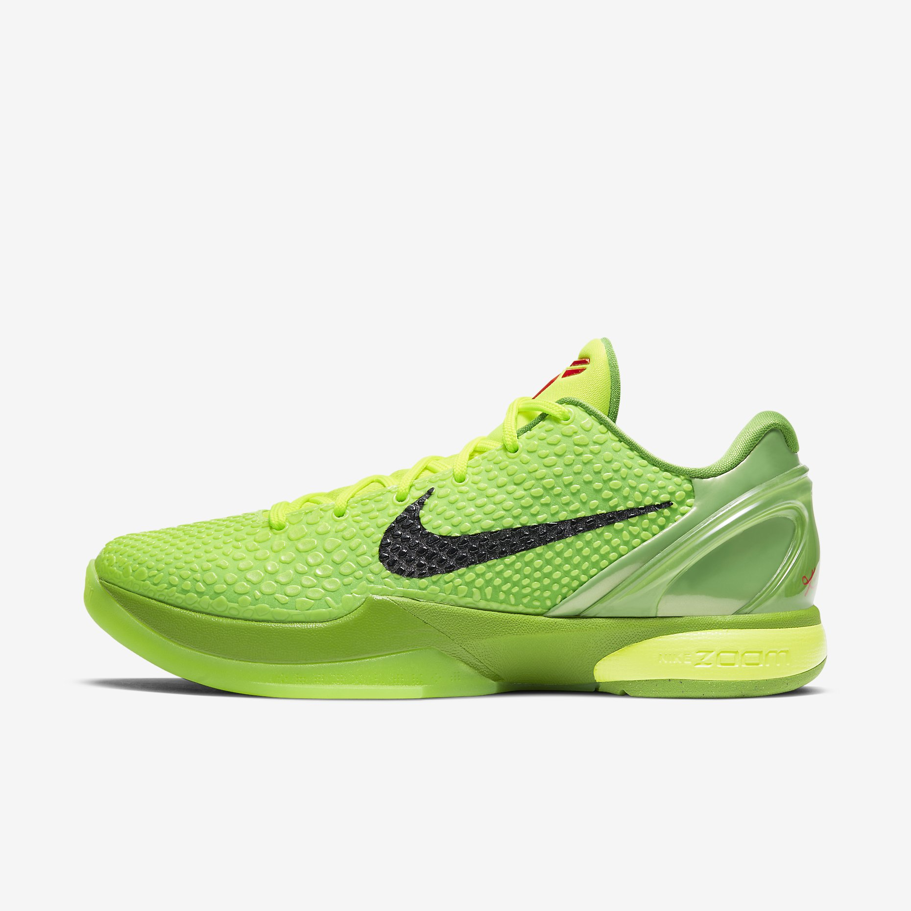 Nike Kobe 6 Protro 'Green Apple' - 'Grinch'}