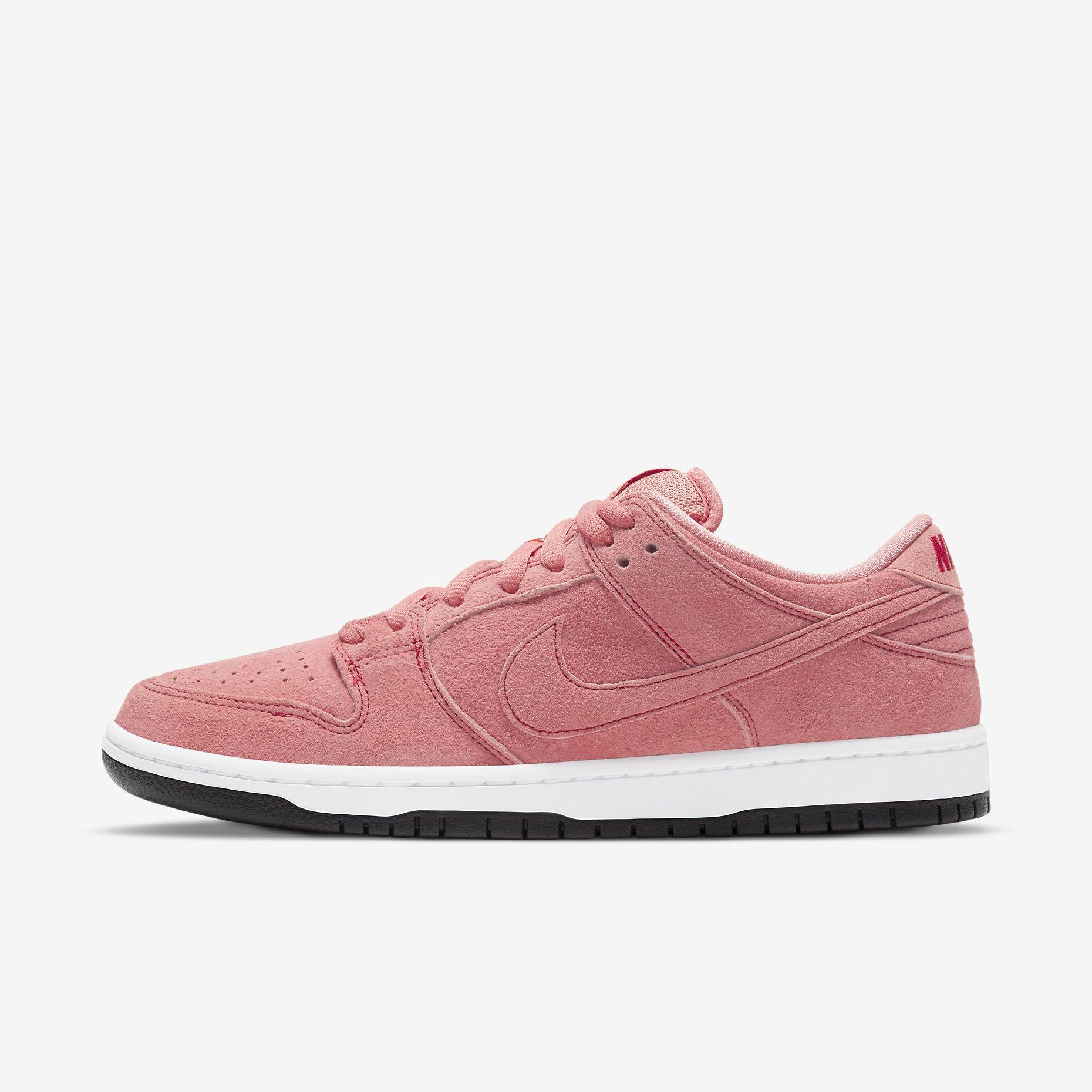 Nike SB Dunk Low 'Pink Pig'}