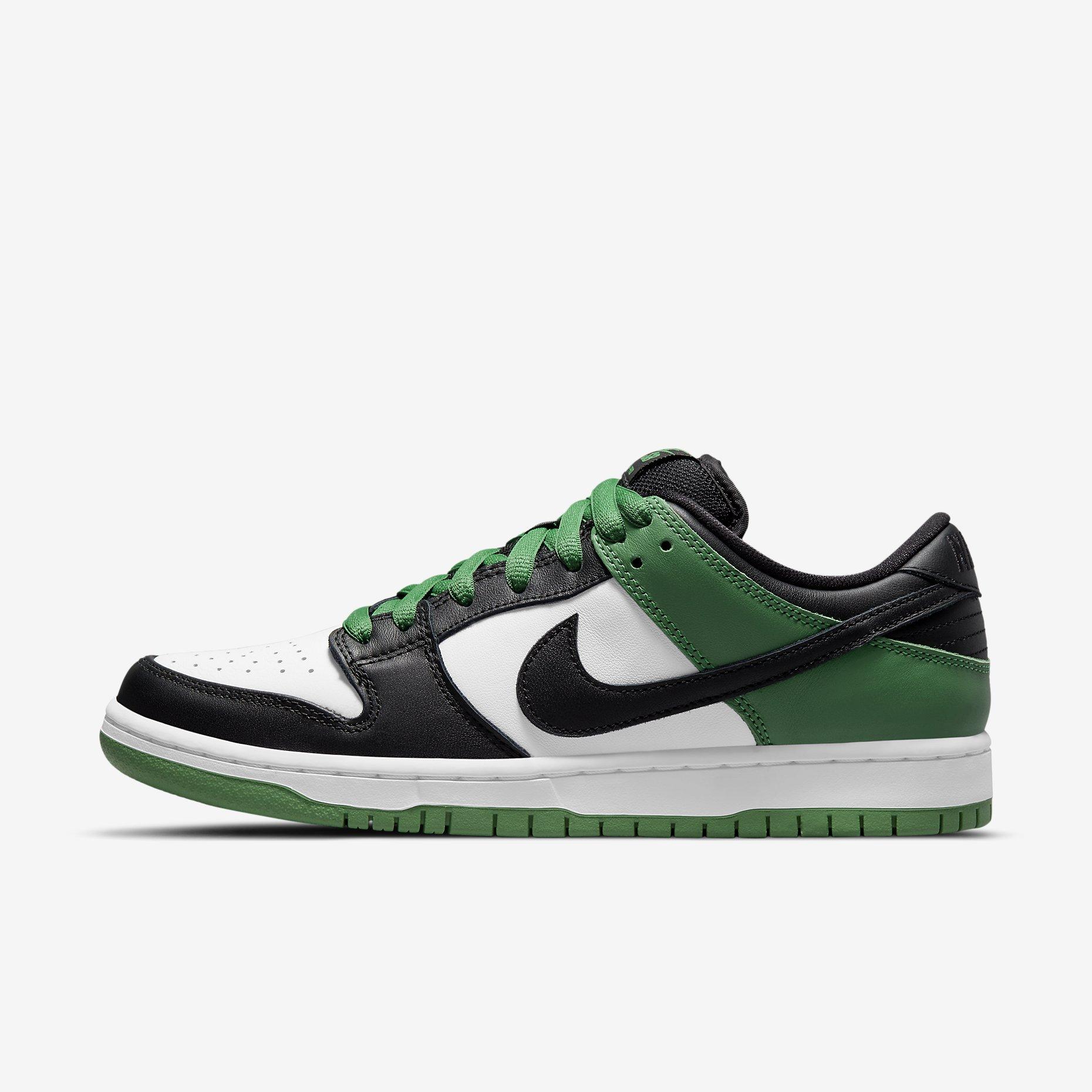 Nike SB Dunk Low Pro 'Classic Green'