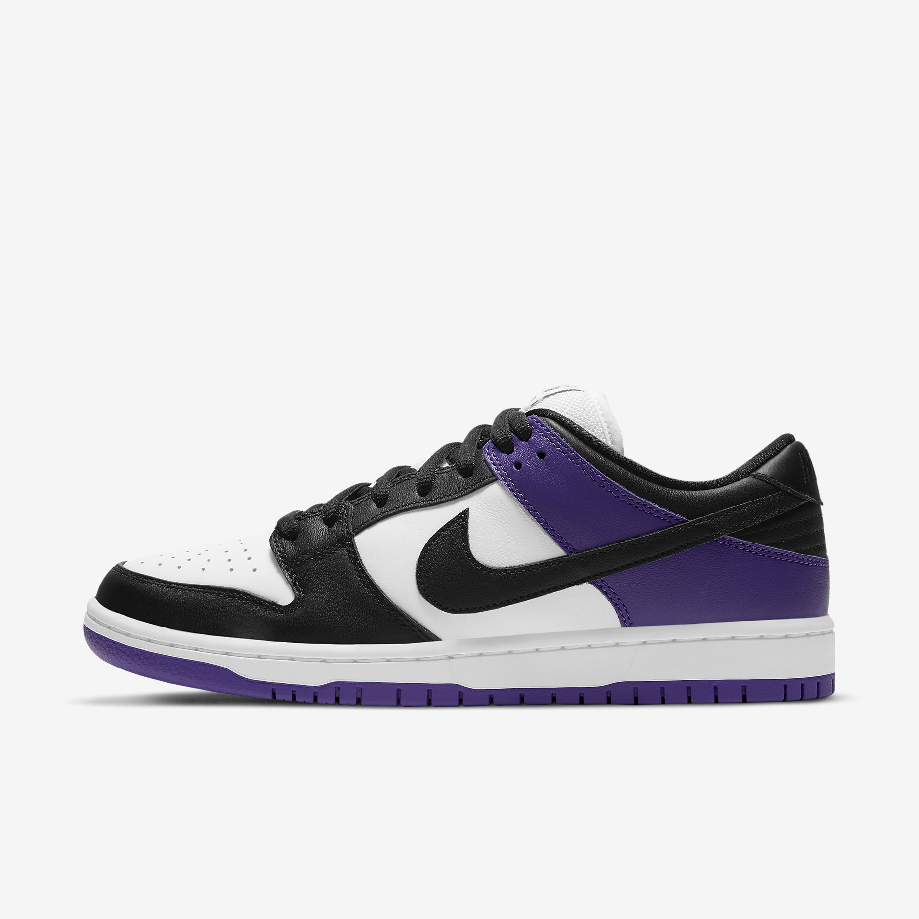 Nike SB Dunk Low Pro 'Court Purple'}