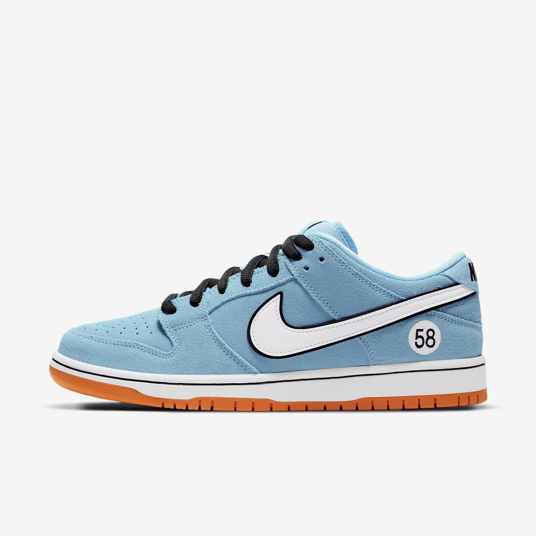 Nike SB Dunk Low Pro Gulf - Club 58}
