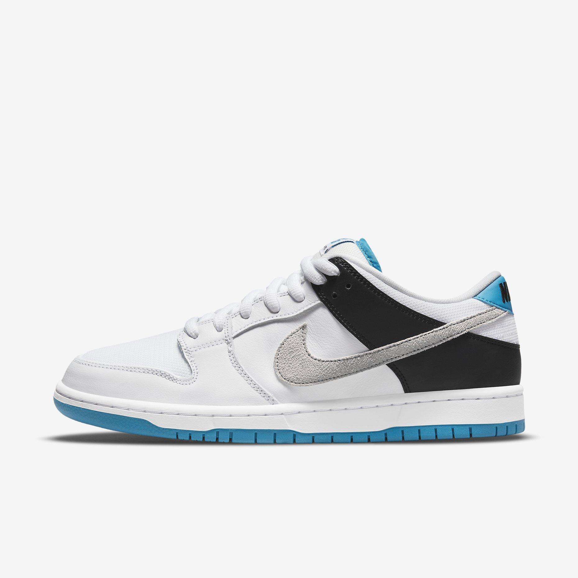 Nike SB Dunk Low Pro 'Laser Blue'