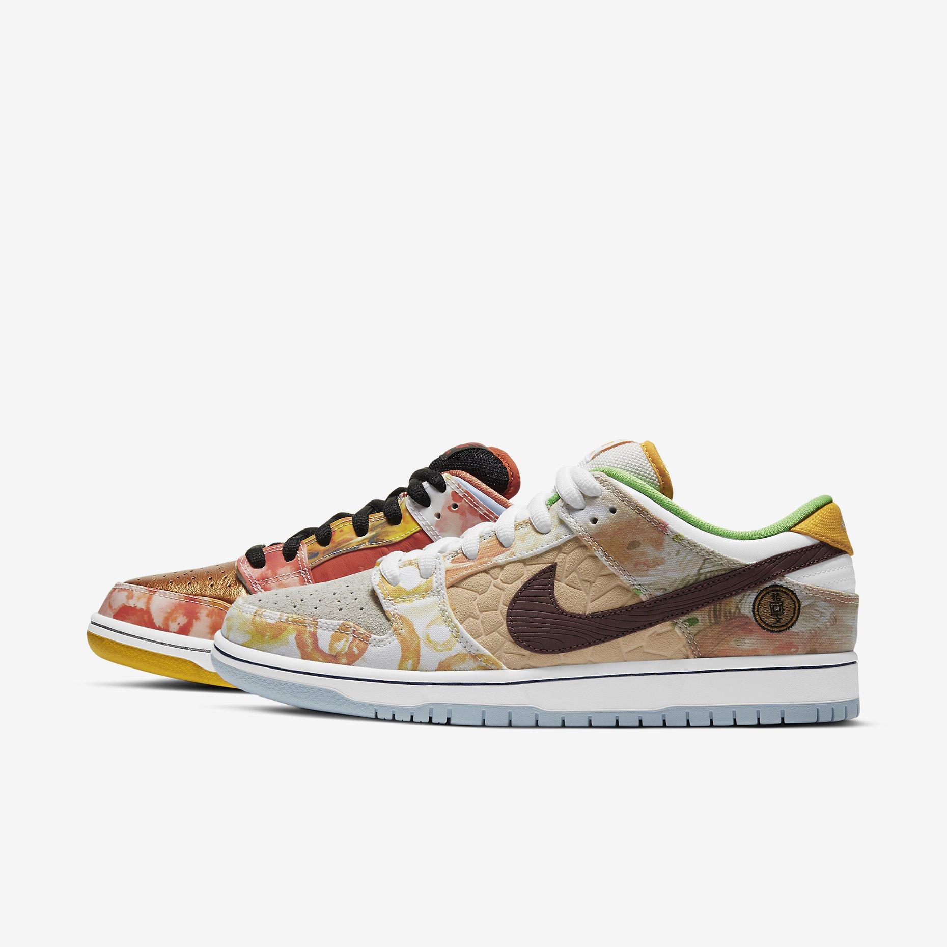 Nike SB Dunk Low Pro 'Street Hawker'