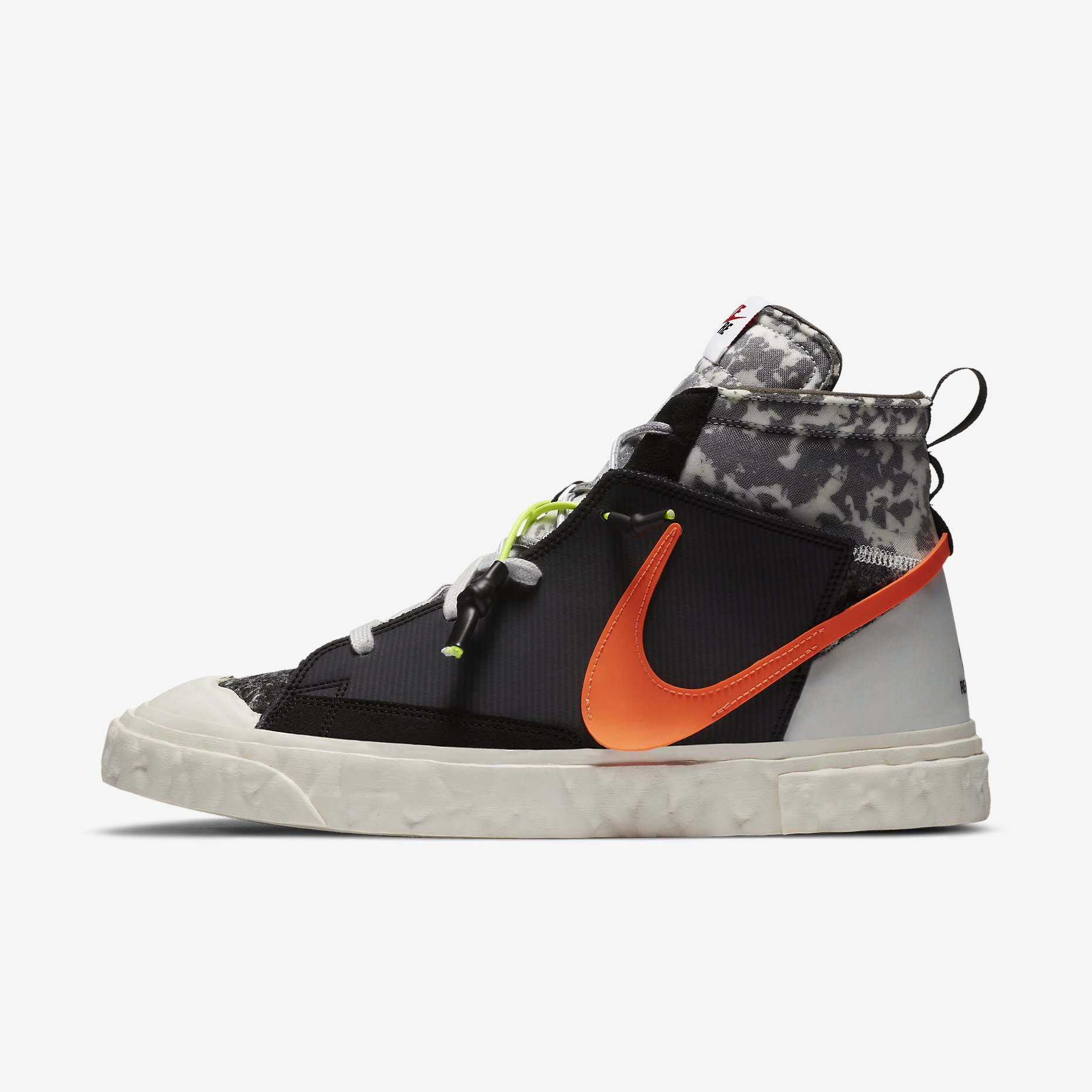 READYMADE  x Nike Blazer Mid 'Black'}
