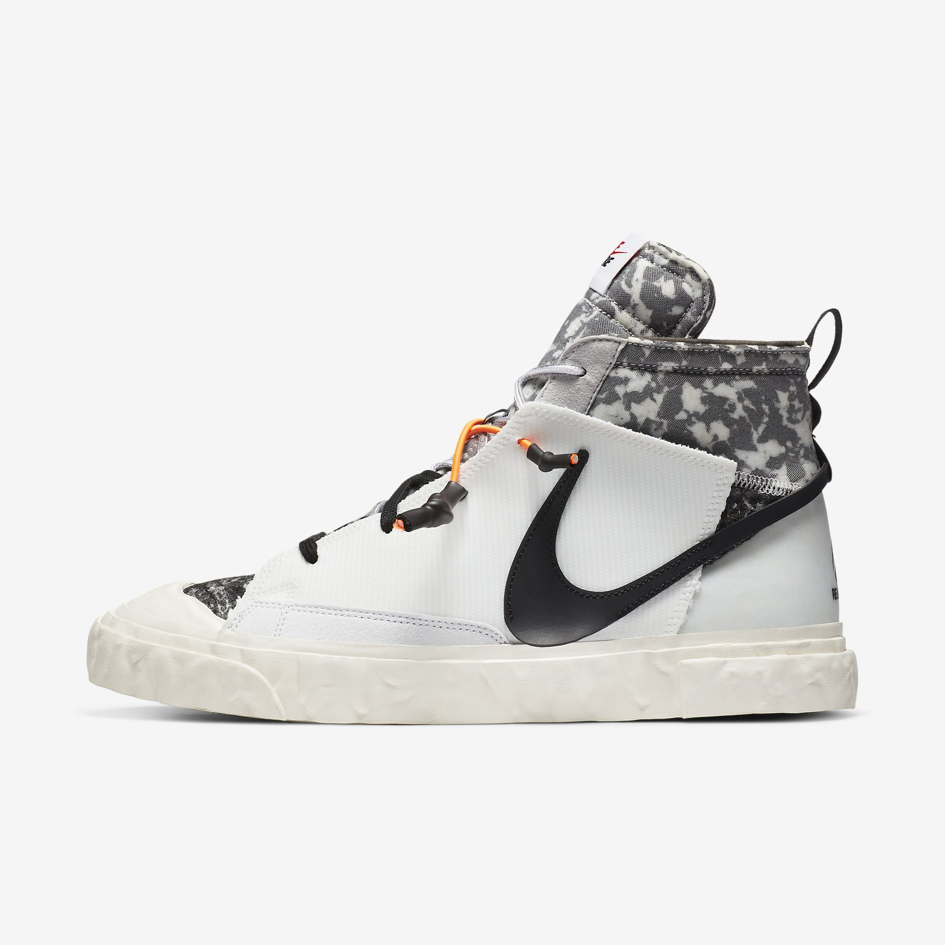 READYMADE  x Nike Blazer Mid 'White'}