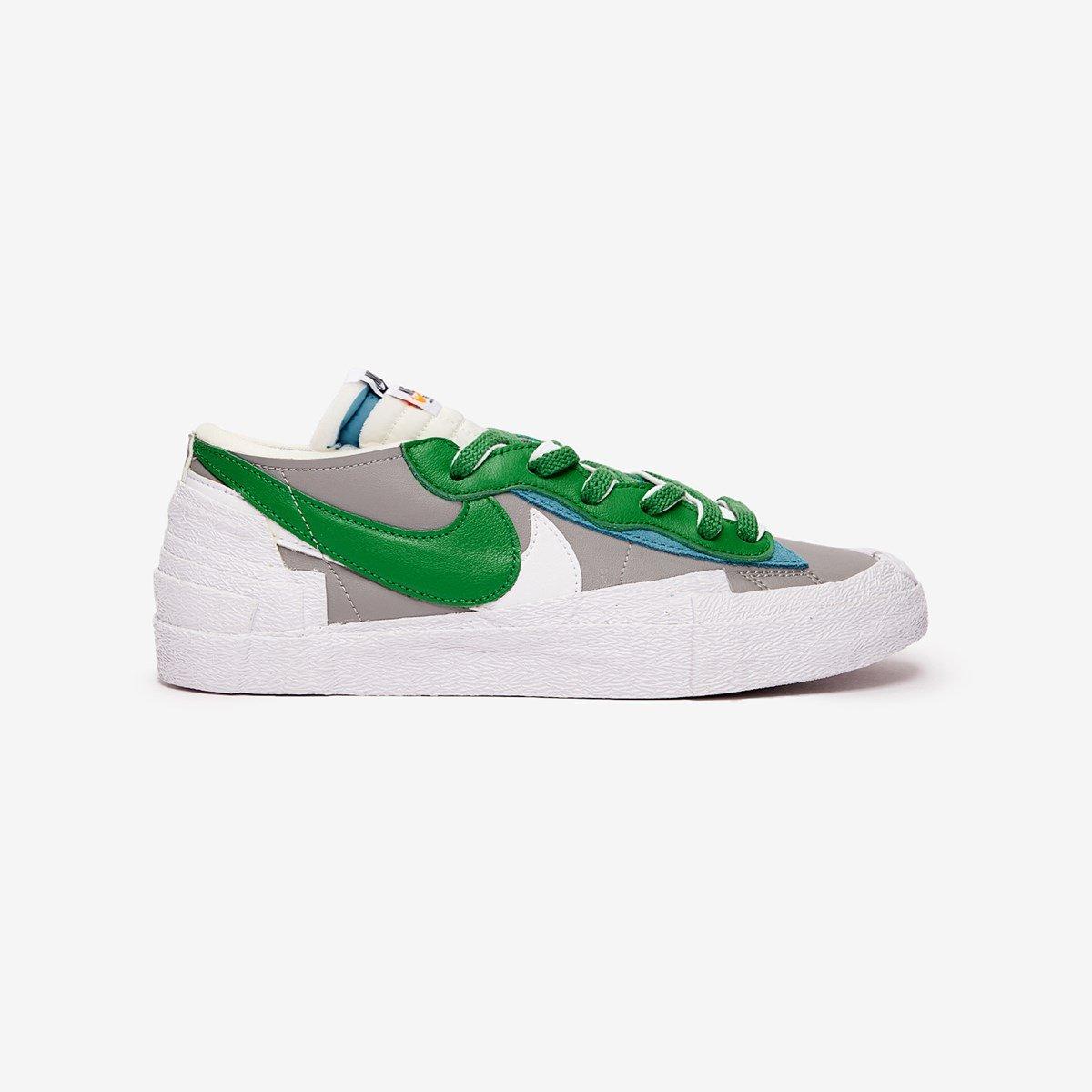 Sacai x Nike Blazer Low 'Classic Green'}