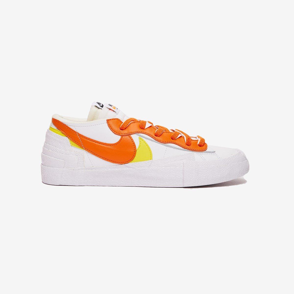 Sacai x Nike Blazer Low 'Magma Orange'}
