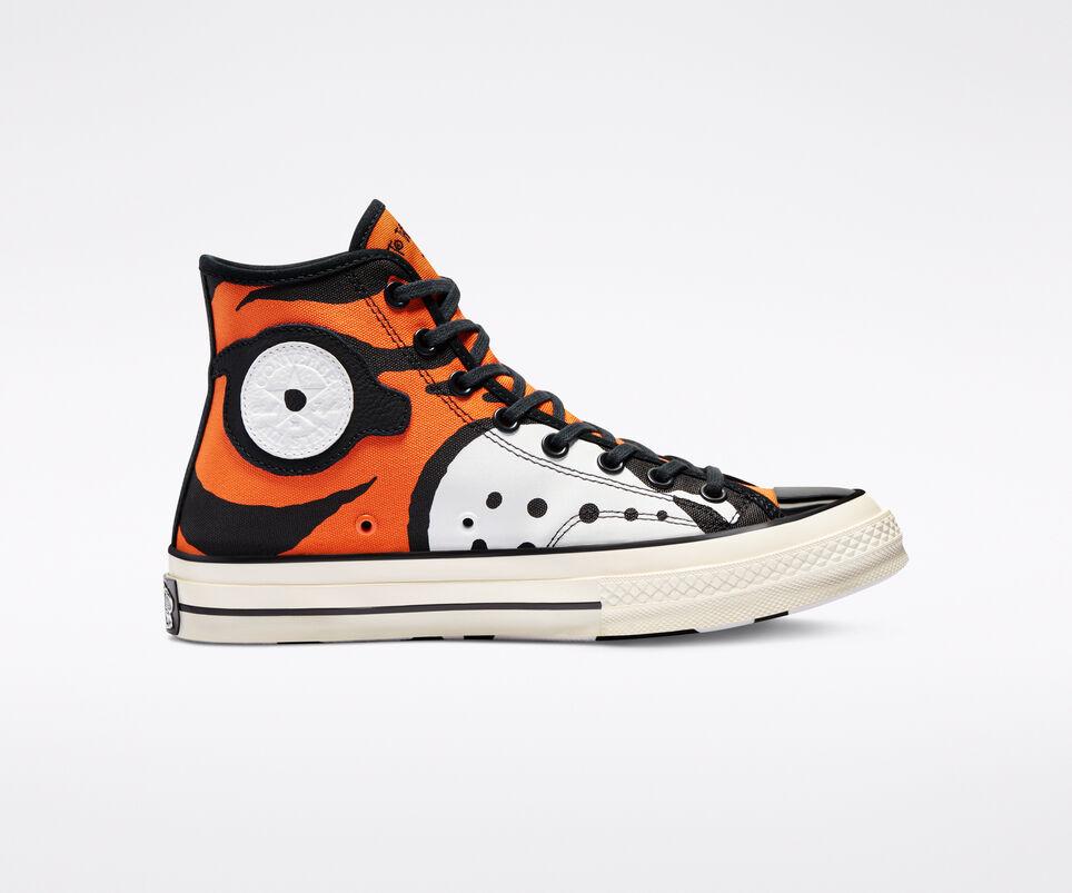 SOULGOODS x Converse Chuck 70 Hi 'Vibrant Orange'