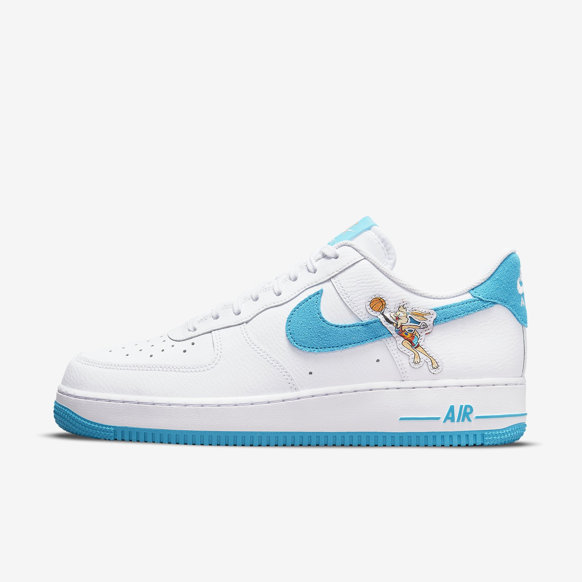 Space Jam x Nike Air Force 1 '07 'Hare'