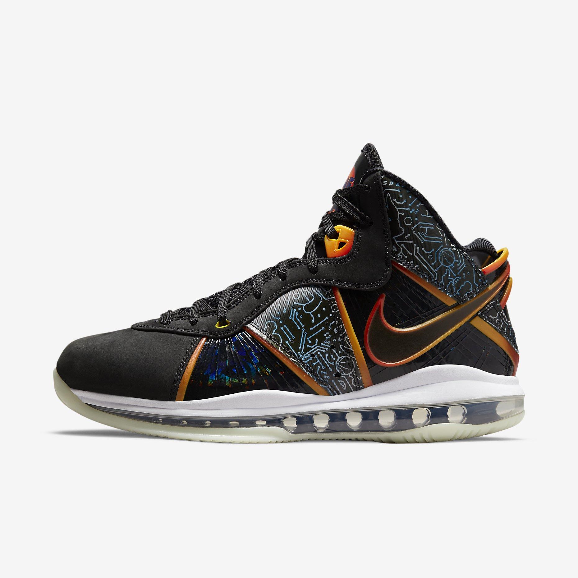 Space Jam x Nike LeBron 8 'A New Legacy'