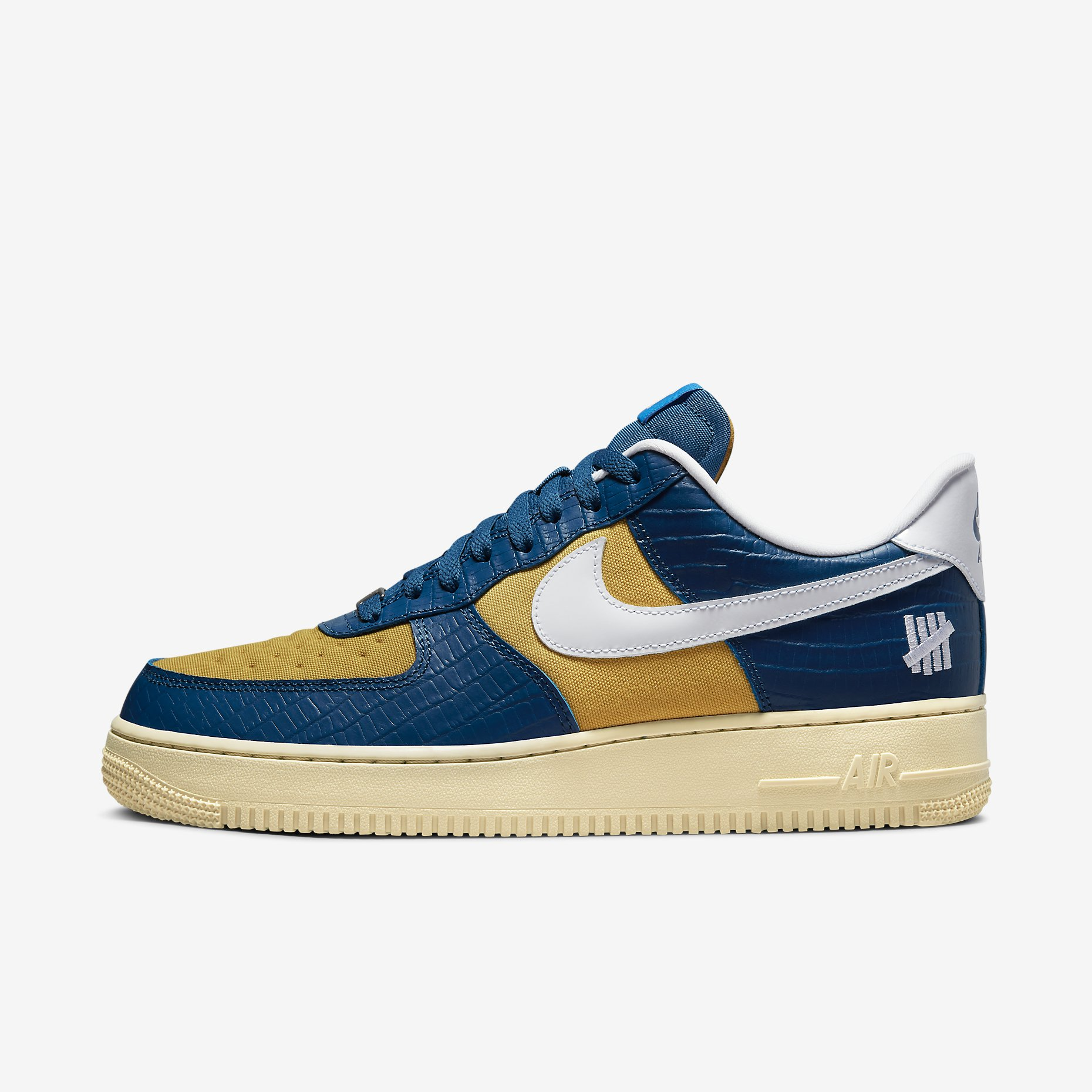 Undefeated x Air Force 1 Low SP 'Dunk vs AF1'