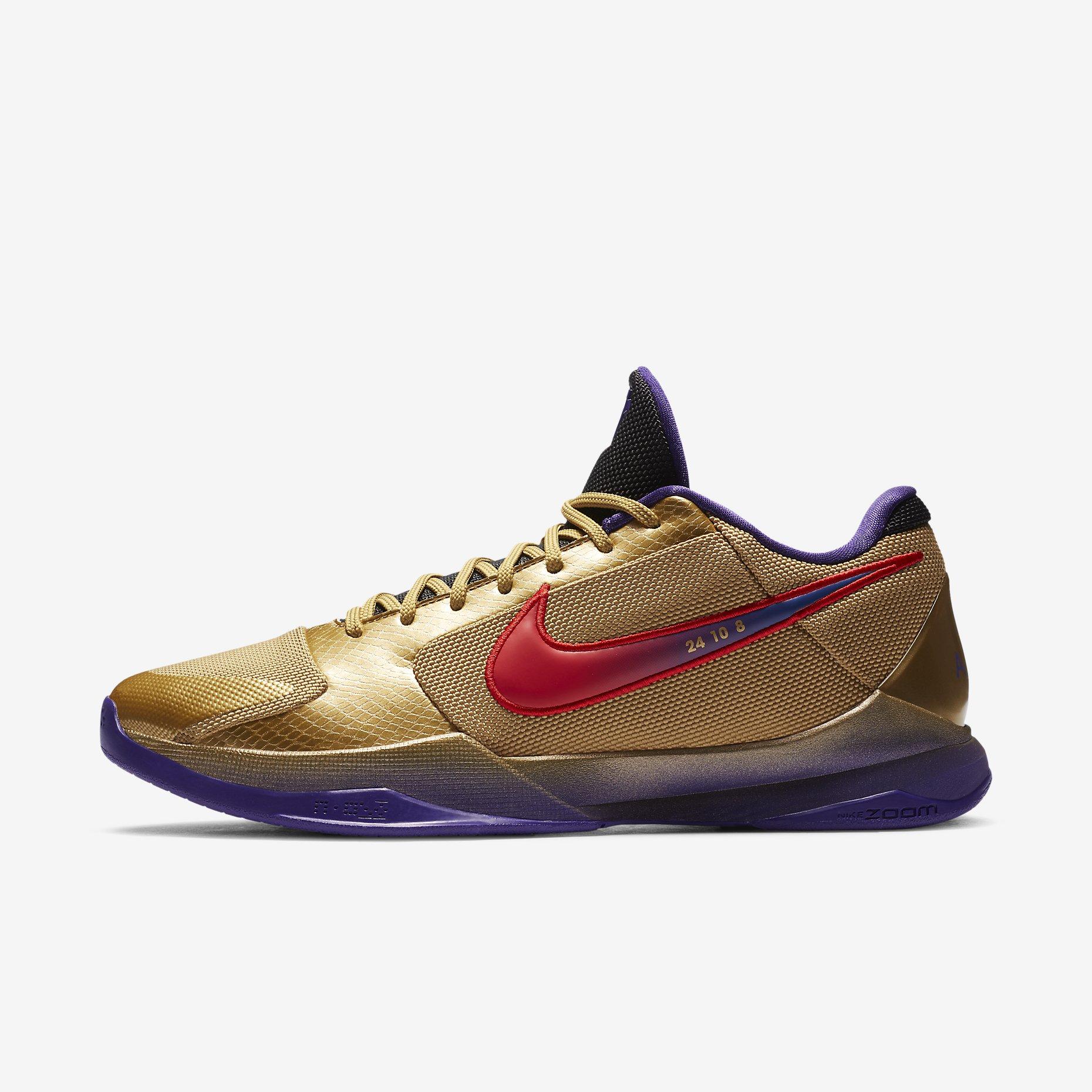 Undefeated x Nike Kobe 5 Protro 'Hall of Fame'}