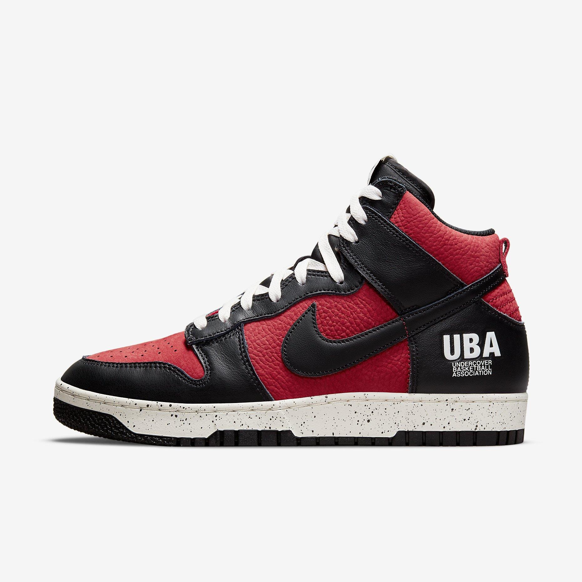 Undercover x Nike Dunk High 'UBA'}