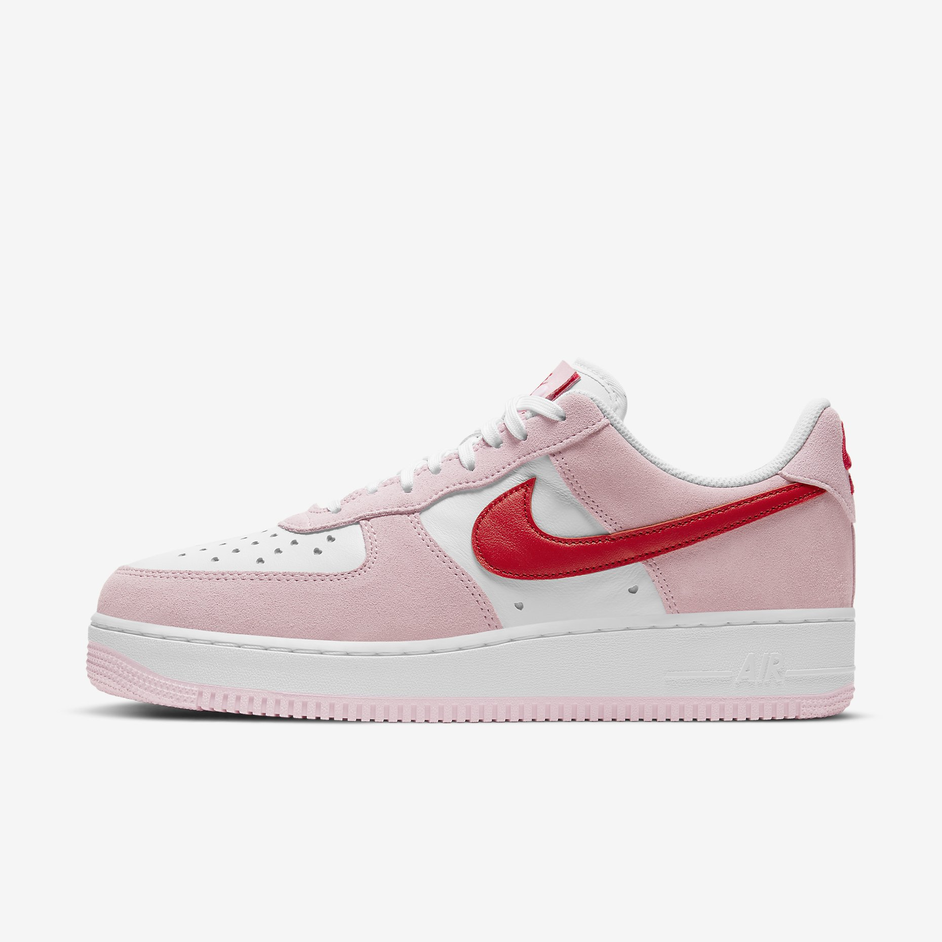 Nike Air Force 1 '07 QS 'Valentine's Day'}