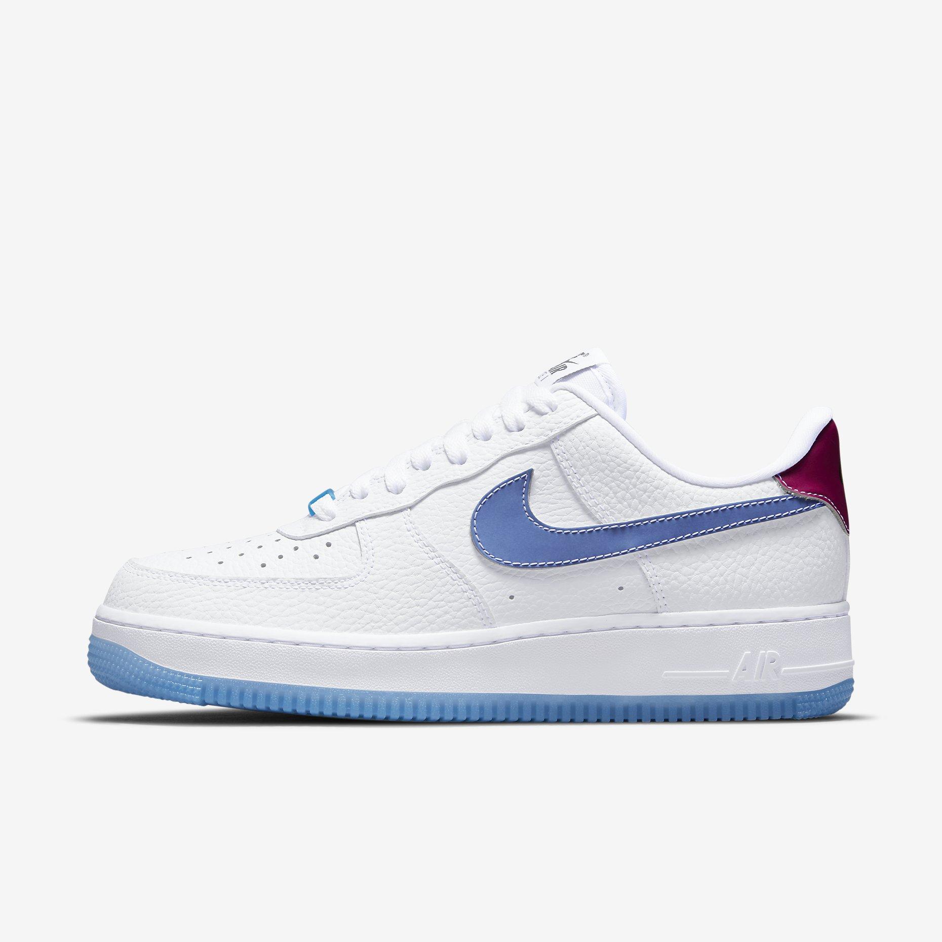 Women's Nike Air Force 1 '07 LX 'UV Reactive Swoosh'