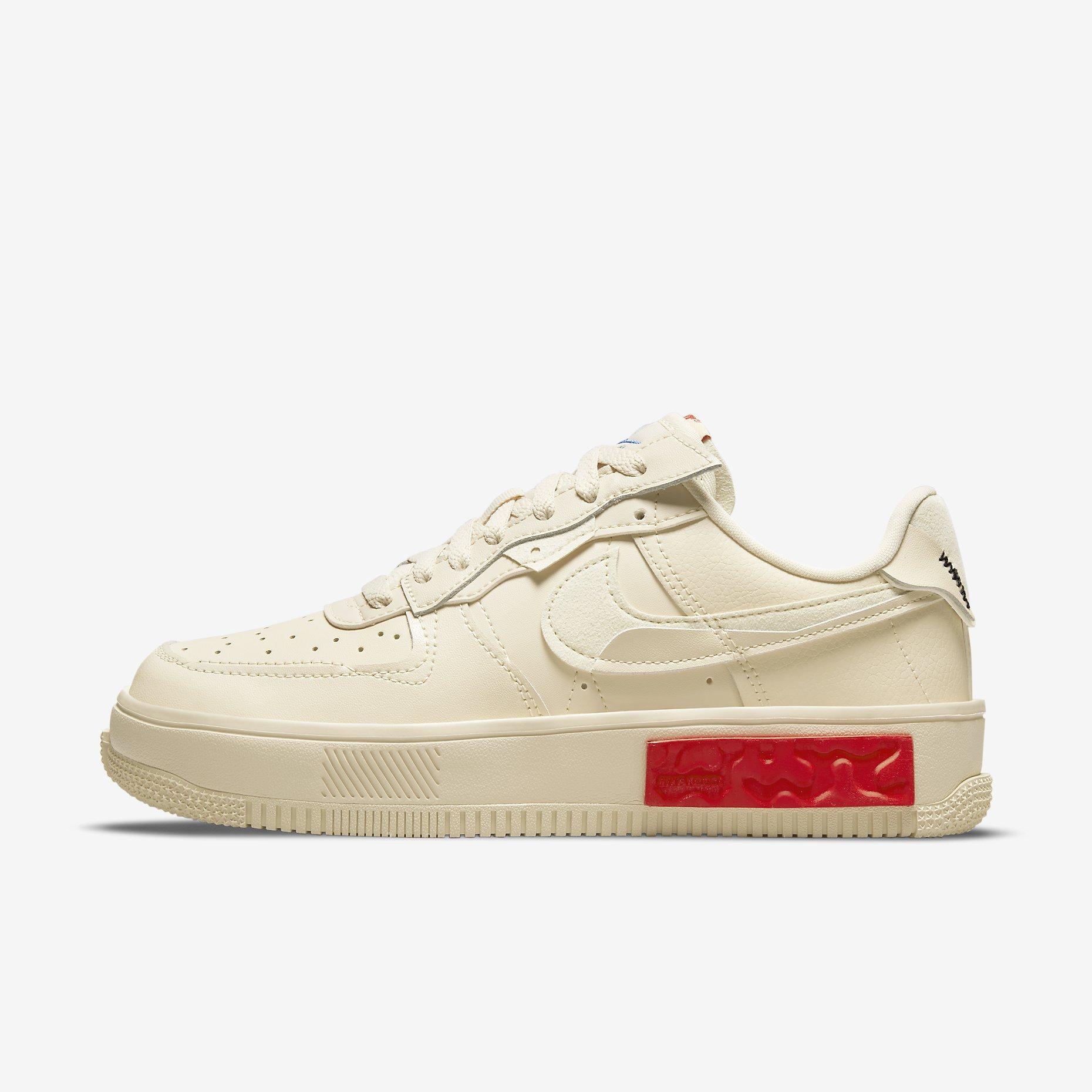 Women's Nike Air Force 1 Fontanka 'Pearl White'