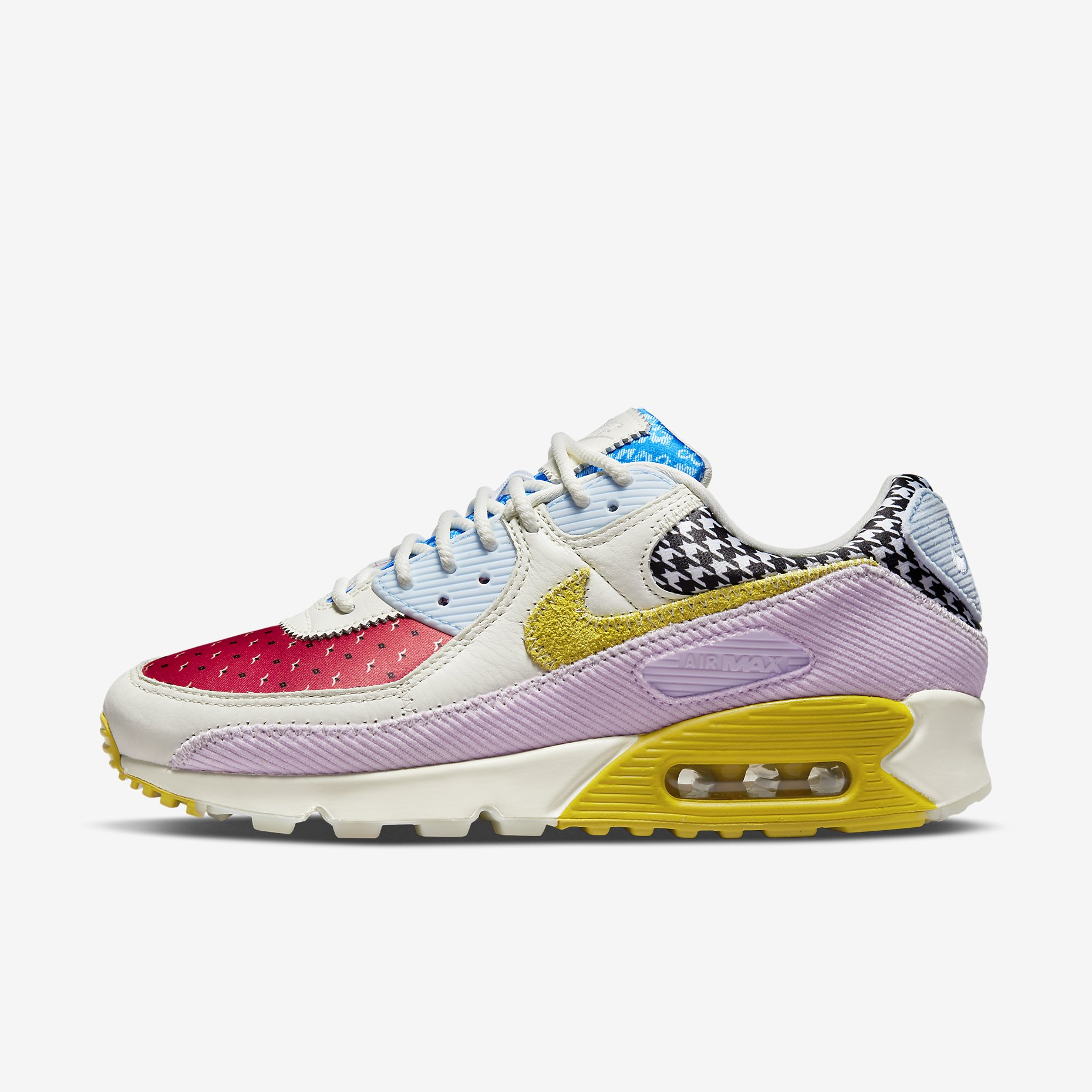 Women's Nike Air Max 90 'Patchwork'