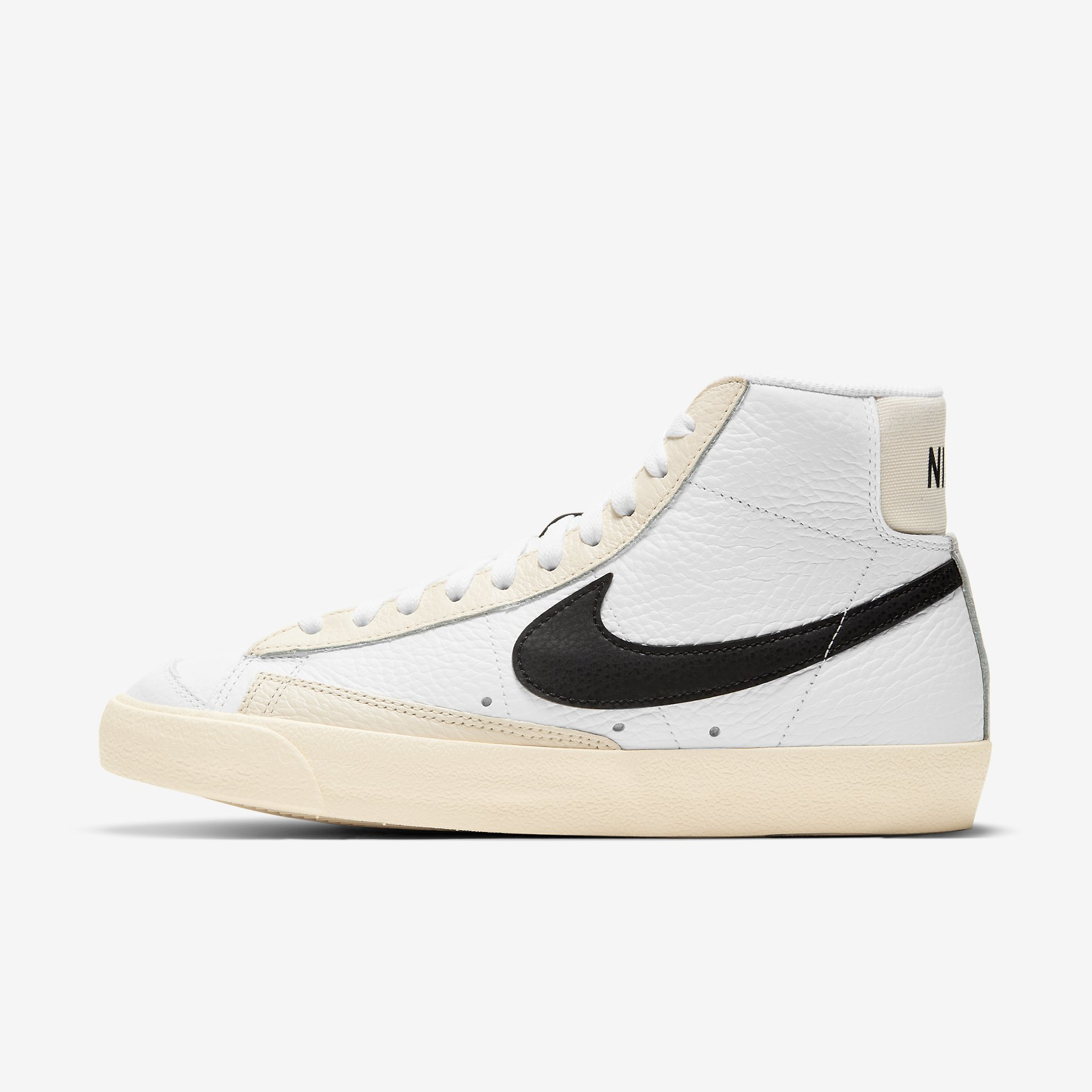Women's Nike Blazer Mid '77 'Pale Ivory' - Bar Code