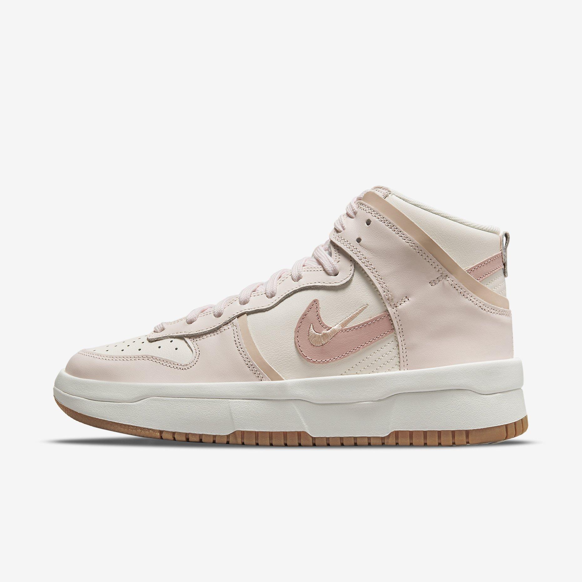 Women's Nike Dunk High Up 'Sail/Light Soft Pink'