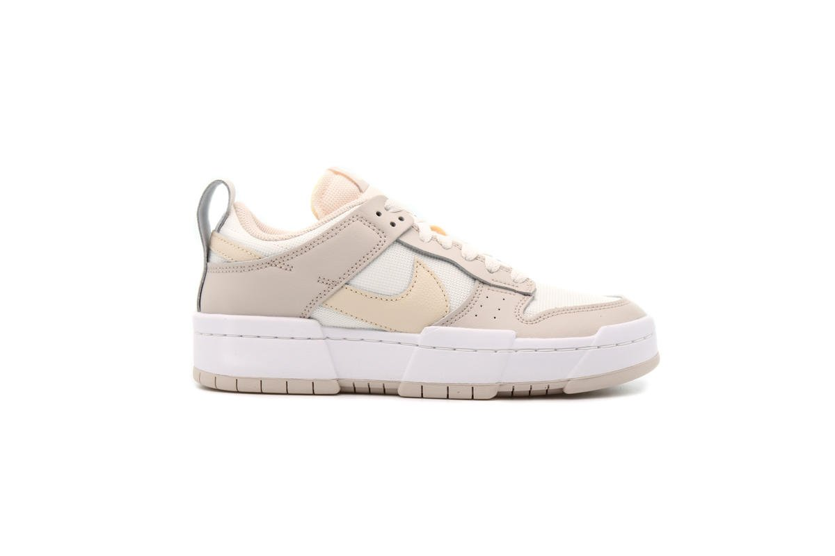 Women's Nike Dunk Low Disrupt 'Sail/Pearl White'}