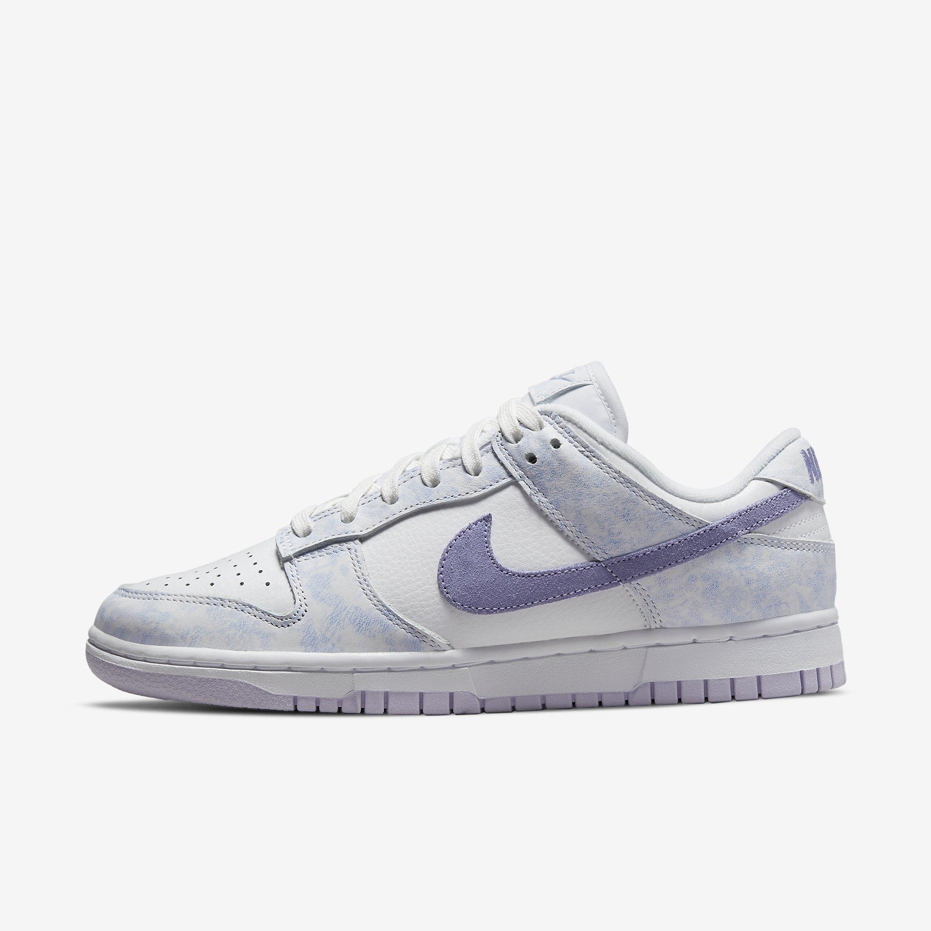 Women's Nike Dunk Low 'Purple Pulse'}